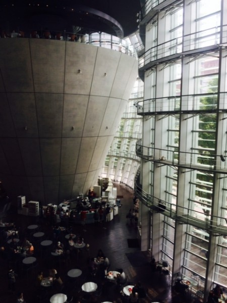 国立新美術館②(H26.9.18)